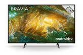 LED TV 49'' SONY KD-49XH8096, 4K UHD, Android TV, DVB-T2/C/S2, WiFi, LAN, HDMI, USB, energetska klasa A