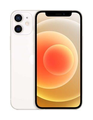 """Smartphone APPLE iPhone 12 Mini, 5,4"""", 128GB, bijeli - Preorder"""
