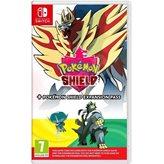 Igra za NINTENDO Switch, Pokemon Shield + Expansion Pass