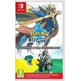 Igra za NINTENDO Switch, Pokemon Sword + Expansion Pass