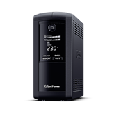 UPS CYBERPOWER 1000VA/550W, VP1000ELCD, line-int, šuko, USB