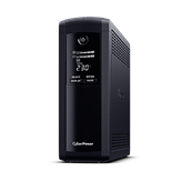 UPS CYBERPOWER 1600VA/960W, VP1600ELCD, line-int, šuko, USB