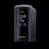 UPS CYBERPOWER 700VA/390W, VP700EILCD, line-int, Euro, USB