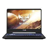 "Prijenosno računalo ASUS TUF FX505DT-HN712 / Ryzen 5 3550H, 8GB, 512GB SSD, GeForce GTX 1650 4GB, 15.6"" FHD, FreeDOS, crno"