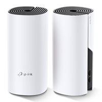 Wireless range extender TP-LINK Deco M4-2, AC-1200, Mesh Wi-Fi System, bežični