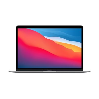 "Prijenosno računalo APPLE MacBook Air 13,3"" Retina mgn93cr/a / OctaCore Apple M1, 8GB, 256GB SSD, Apple Graphics, HR tipkovnica, srebrno"