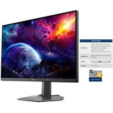 "Monitor 27"" DELL S2721DGF, IPS 165Hz, 1ms, 400 cd/m2, 1000:1 , sivi"