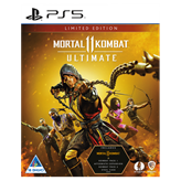 Igra za Sony Playstation 5, Mortal Kombat 11 Ultimate Steelbook