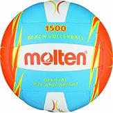 Odbojkaška lopta MOLTEN V5B1500, sint. Koža, za pijesak