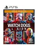 Igra za SONY PlayStation 5, Watch Dogs Legion Gold Edition