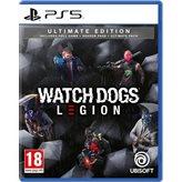 Igra za SONY PlayStation 5, Watch Dogs Legion Ultimate Edition