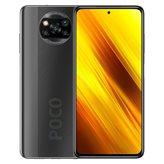 "Smartphone XIAOMI Poco X3 NFC, 6.67"", 6GB, 64GB, Android 10, sivi"