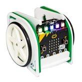 Robot KITRONIK Move Mini Buggy, bez BBC micro:bita, STEM edukacijski set za djecu