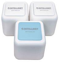 Wireless range extender INTELLINET AC1200 Kit, AC1200 Dual Band Mesh Wi-Fi sustav, bežični
