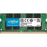 Memorija SO-DIMM PC-21300, 16 GB, CRUCIAL CT16G4SFRA266, DDR4 2666MHz