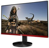 "Monitor 23.8"" AOC G2490VXA, 144Hz, 1ms, 350cd/m2, 3500:1, zvučnici, crni"