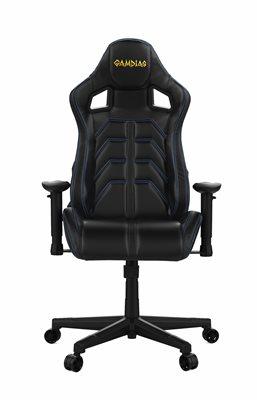 Gaming stolica GAMDIAS APHRODITE MF1 L BB, 2D, crno-plava