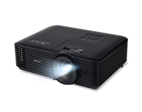 Projektor DLP ACER X1227i 3D Ready, XGA 1024x768, 4:3 Native, 4000 ANSI, contrast 10000:1, WiFi, D-sub, HDMI
