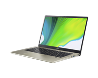 "Prijenosno računalo ACER Swift 1 NX.HYNEX.005 / Pentium N5030, 8GB, 256GB SSD, HD Graphics, 14"" IPS FHD, Windows 10, zlatno"