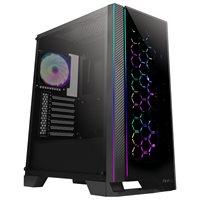 Računalo LINKS Gaming G43I / QuadCore i3 10100, 16GB, 500GB NVMe, RX 5600 XT 6GB