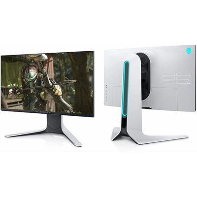 """Monitor 25"""" DELL Alienware AW2521HFLA, AMD FreeSync Premium/nVidia G-Sync, 240Hz, 1ms, 400cd/m2, 1000:1, crno-bijeli"""