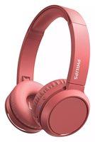 Slušalice  PHILIPS TAH4205RD/00, bežične, crvene