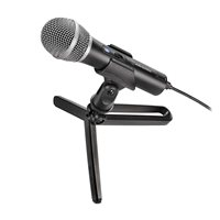 Mikrofon AUDIO-TECHNICA ATR2100x-USB,  XLR, crni