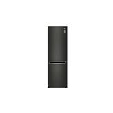 Hladnjak LG GBB61BLJMN, kombinirani, 341 lit., energetska klasa A++, crni