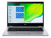 "Prijenosno računalo ACER Spin 3 NX.A4GEX.00C / Ryzen 5 3500U, 8GB, SSD 512GB, Radeon Graphics, 14"" LED Touch FHD, Windows 10, srebrno"