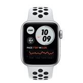 Pametni sat Apple Watch Nike SE GPS, 40mm Silver Aluminium Case with Anthracite/Black Nike Sport Band - Regular