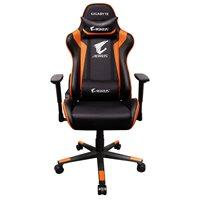 Gaming stolica GIGABYTE Aorus AGC300 V2, crno-narančasta