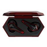 Slušalice SARAMONIC SR-BH60-B Wireless Gaming,  in ear, crno-crvene
