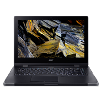 "Prijenosno računalo ACER Enduro N3 NR.R0PEX.00G / Core i5 10210U, 8GB, 512GB SSD, HD Graphics, 14"" IPS FHD, Windows 10 Pro, crno"