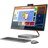 "Računalo AiO LENOVO IdeaCentre 5 F0FA0040SC / Core i5 10400T, 16GB, 1000GB + 512GB SSD, DVDRW, GeForce GTX 1650, 27"" IPS QHD, Windwos 10, tipkovnica, miš, sivo"