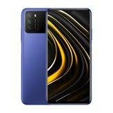 """Smartphone XIAOMI Poco M3, 6.53"""", 4GB, 128GB, Android 10, plavi"""