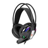 Slušalice RAMPAGE RM-K22 Chief-X, RGB, 7.1, USB, crne
