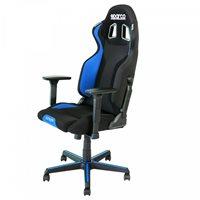 Gaming stolica SPARCO Grip, crno-plava