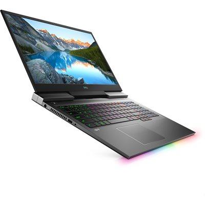 "Prijenosno računalo DELL G7 7700 / Core i7 10750H, 16GB, 1000GB SSD, GeForce RTX 2060 6GB, 17.3"" IPS 144Hz FHD, Windowns 10, crno"