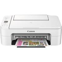 Multifunkcijski uređaj CANON Pixma TS3451, printer/scanner/copy, 4800dpi, USB, Wi-Fi, bijeli