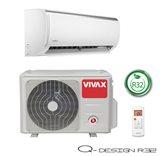Klima uređaj VIVAX ACP-09CH25AEQIs R32 Q Design - inv., Hlađenje 2,8 kW, Grijanje 2,6 kW, Ekološki plin R32, Wi-Fi ready, Energetska klasa A++/A+