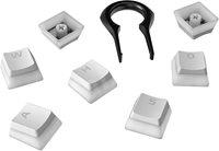 Dodatak za tipkovnice, HyperX Pudding Keycaps Full Set, bijele