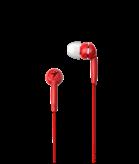 Slušalice GENIUS HS-M320, in-ear, crvene