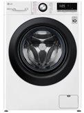 Perilica rublja LG F4WN209S6E, 1400 okr, 9 kg, energetska klasa A+++, bijela