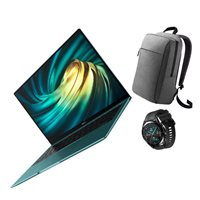 "Prijenosno računalo HUAWEI MateBook X Pro / Core i7 10510U, 16GB, 1TB SSD, GeForce MX250, 13.9"" Touch 3K, Windows 10 Pro, zeleno + Ruksak + Sat"