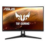 """Monitor 27"""" ASUS VG27VH1B Tuf Gaming, 165Hz, 1ms, 250cd/m2, 3000:1, zakrivljeni, crni"""