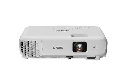 Projektor 3LCD, EPSON EB-E01, 1024x768, 3300 ANSI Lumena, 15000:1, bijeli