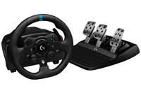 Volan LOGITECH G923 Trueforce Sim Racing Wheel, Gaming, PC/PS4, USB + Gran Turismo Sport HITS PS4