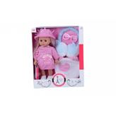 Lutka sa dodacima 30cm