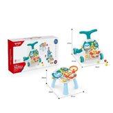 Dječja hodalica-stol 2u1 plava