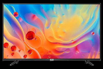 LED TV 55'' TCL 55P615, Android TV, 4K UHD, DVB-T2/C/S2, HDMI, Wi-Fi, USB, bluetooth, energetska klasa A+